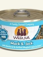 Weruva Weruva Classic Mack & Jack 3oz
