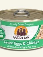 Weruva Weruva Classic Green Eggs & Chicken Wet Cat Food 3oz