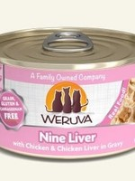 Weruva Weruva Classic Nine Liver  Wet Cat Food 3oz