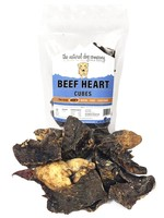 The Natural Dog Company NDC Beef Heart Cubes 6 oz