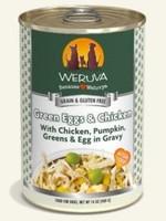 Weruva Weruva Green Eggs & Chicken  14 oz