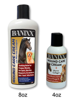 Banixx Banixx Wound Care Cream 8 oz