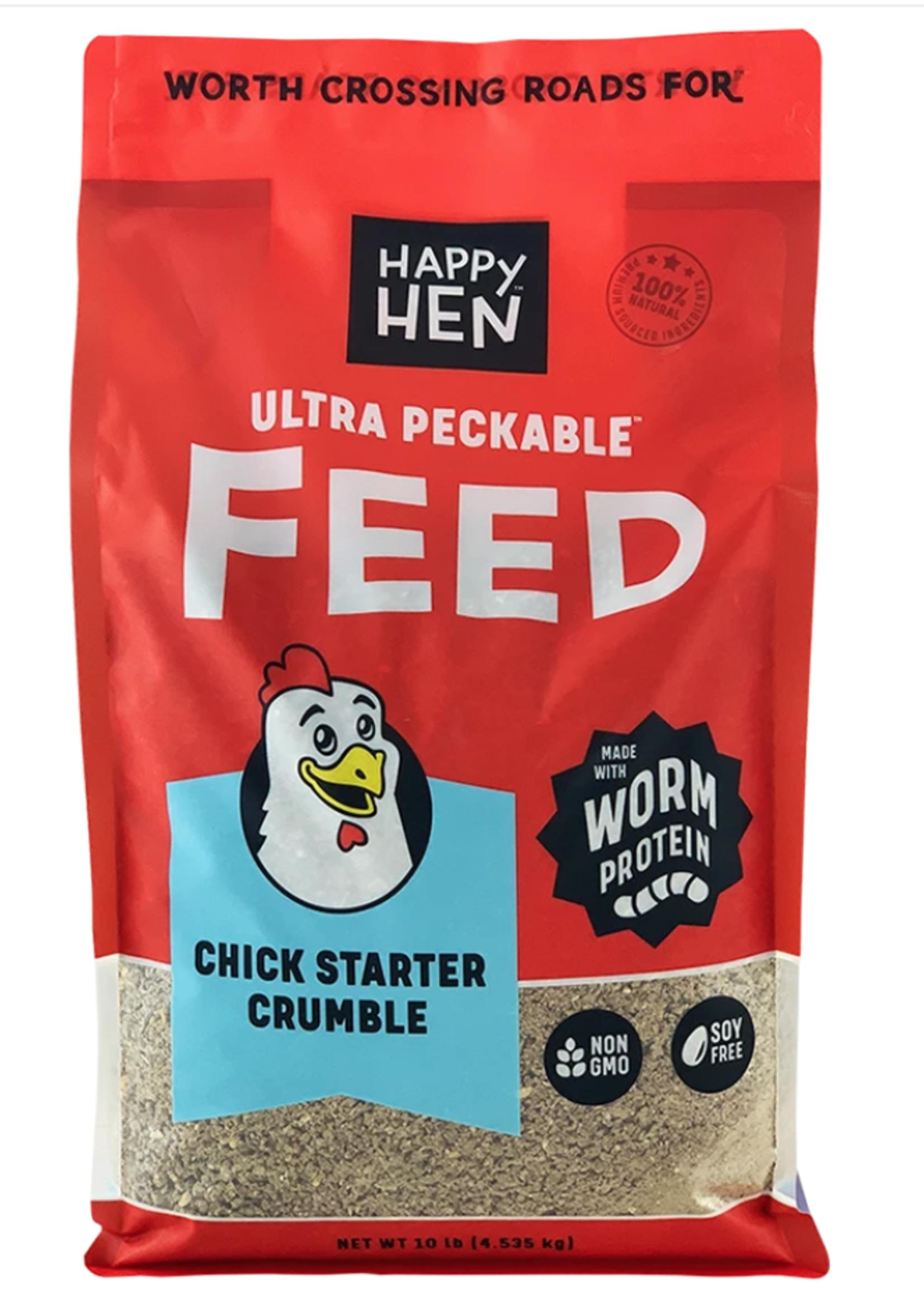 Happy Hen Happy Hen Chicken Starter 10 lb