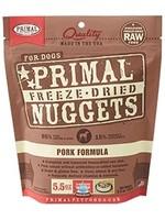 Primal Primal Dog Freeze Dried Pork  Nugget 5.5 oz.