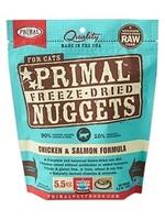 Primal Primal Cat Freeze Dried Chicken & Salmon Nugget 5.5 oz.