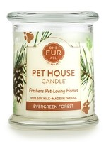 Pet House Candle Pet House Candle Evergreen Forest