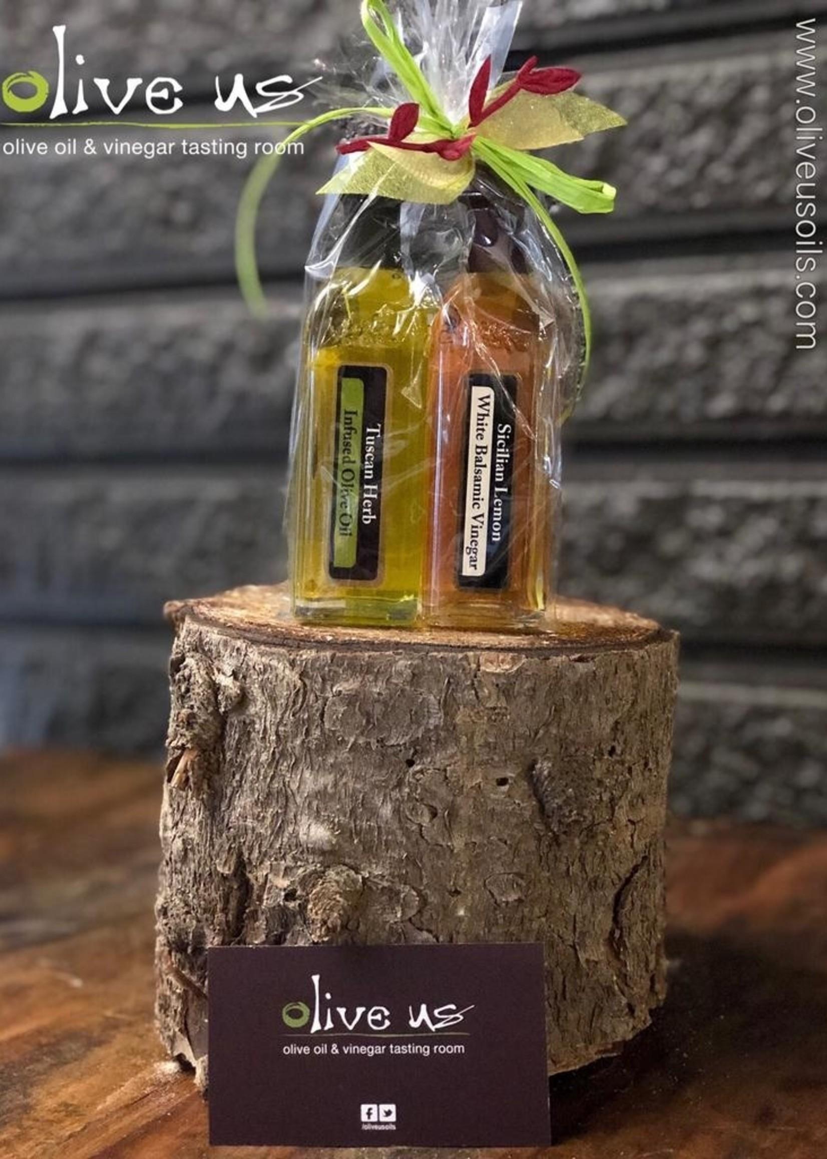 Olive Us 2Pack 60ml -Tuscan Herb & Sicilian Lemon
