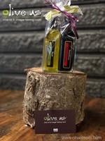 Olive Us 2Pack 60ml - Basil & Strawberry