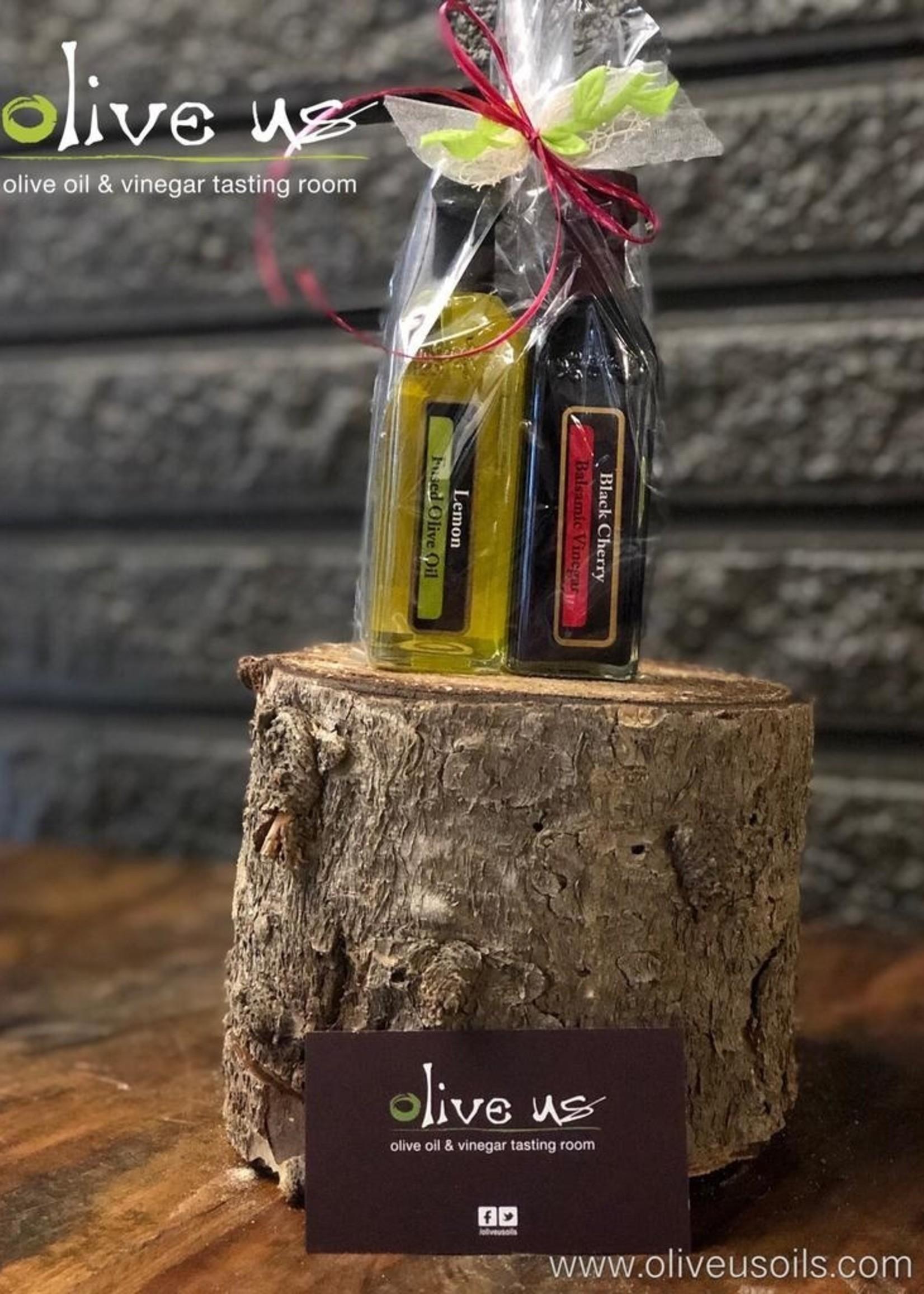 Olive Us 2Pack 60ml - Lemon & Black Cherry