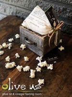 Olive Us Organic Popping Corn 454g Cloth