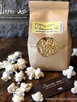 Olive Us White Hull-Less Popping Corn 454g