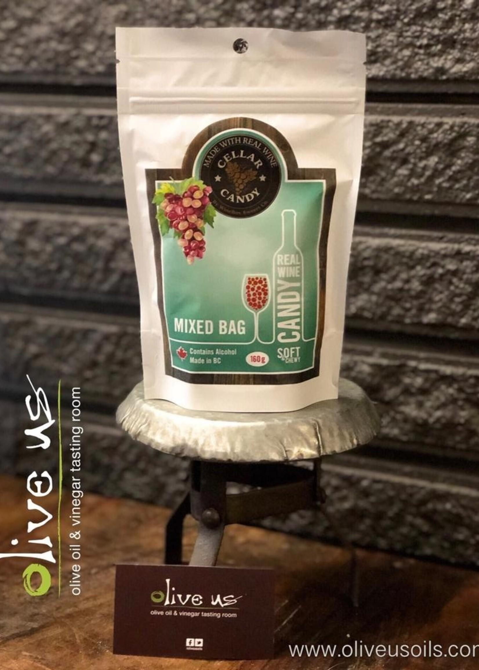 Wine Cellar Wine Gums Mixed Bag160g