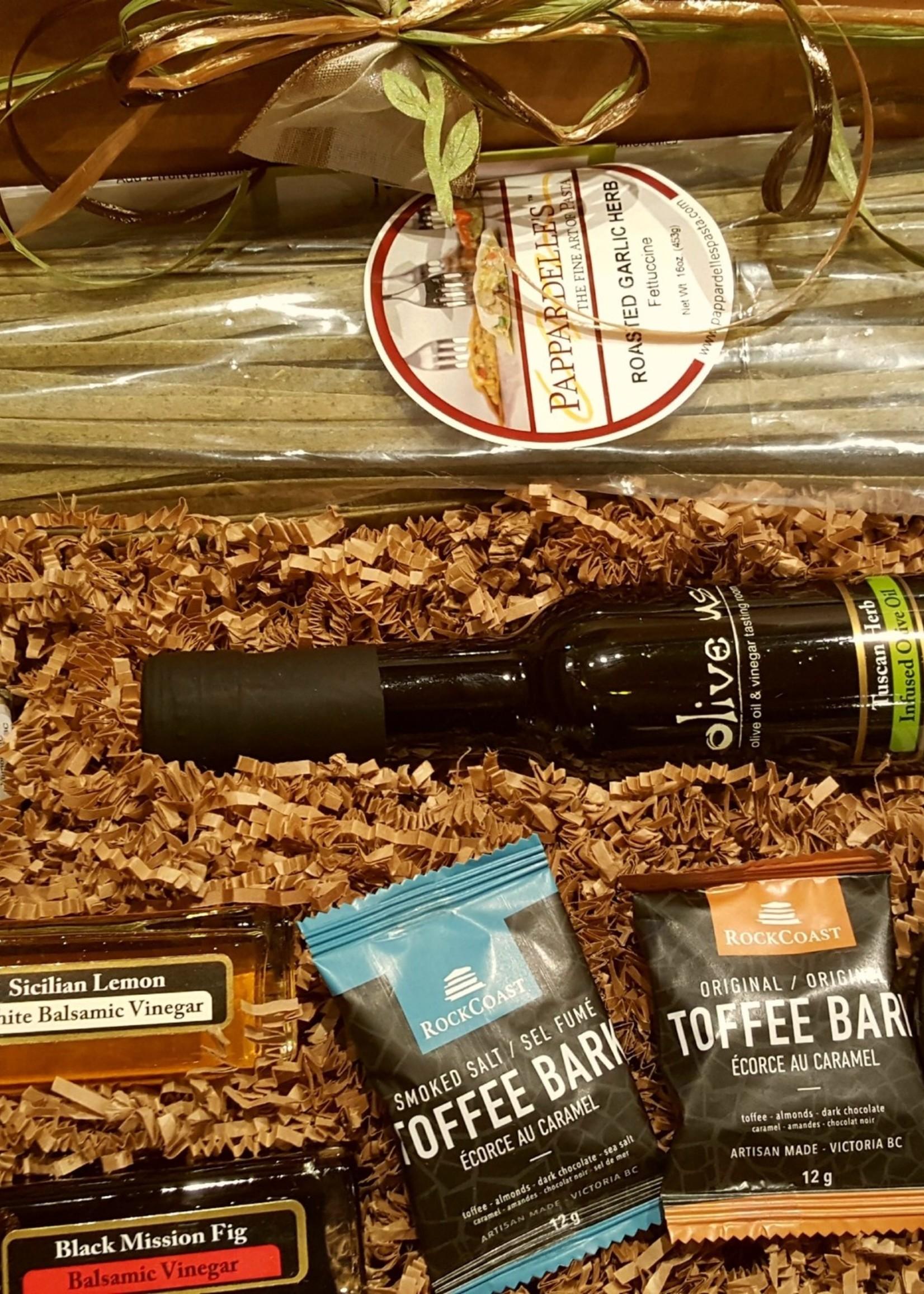 Olive Us Pasta Gift Box-Roasted Garlic Herb