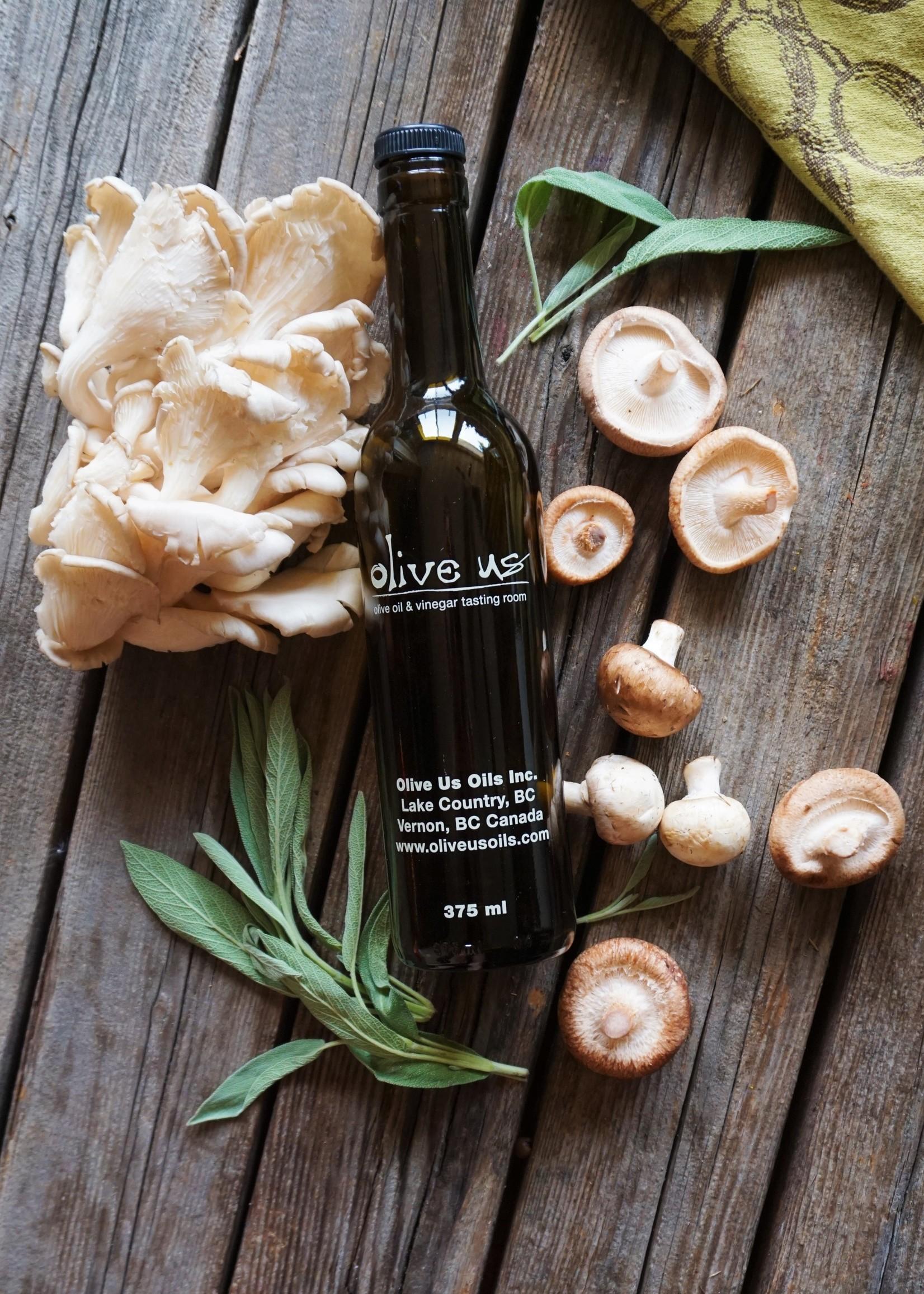 Olive Us Wild Mushroom and Sage Olive Oil