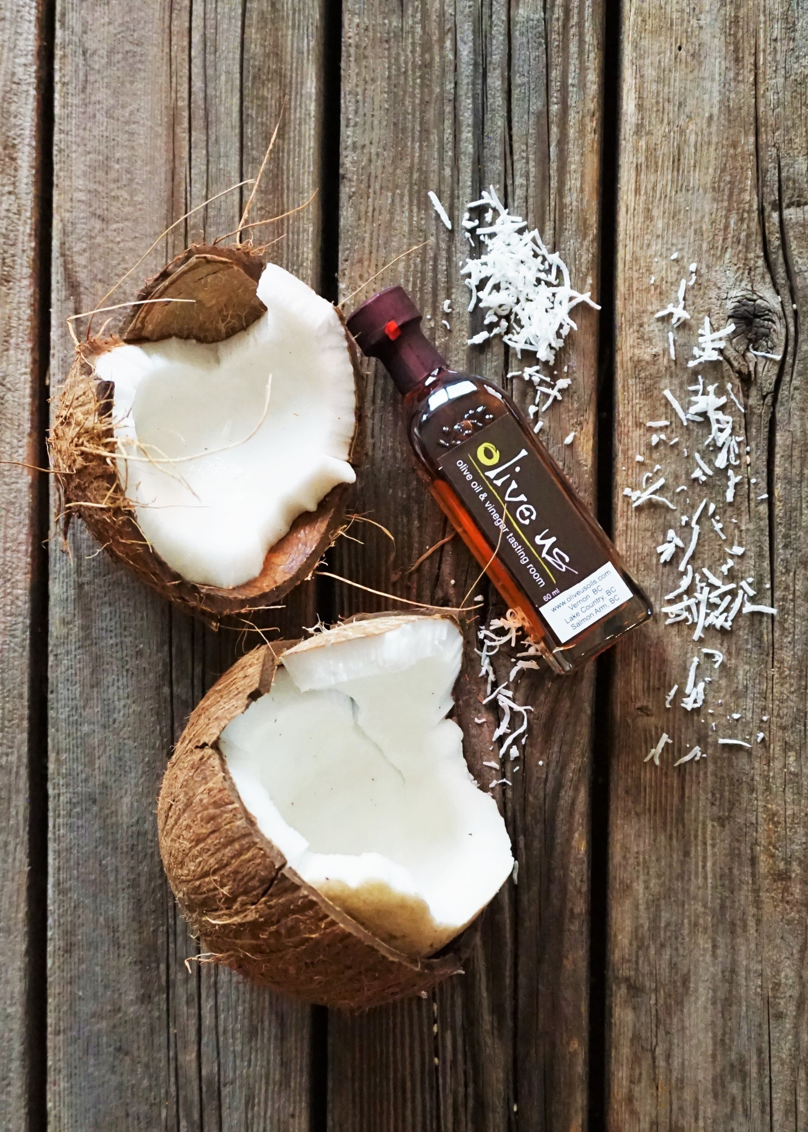 Olive Us Coconut White Balsamic