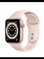 Apple Watch SE 40mm Gold Alu Pink Sport Band GPS