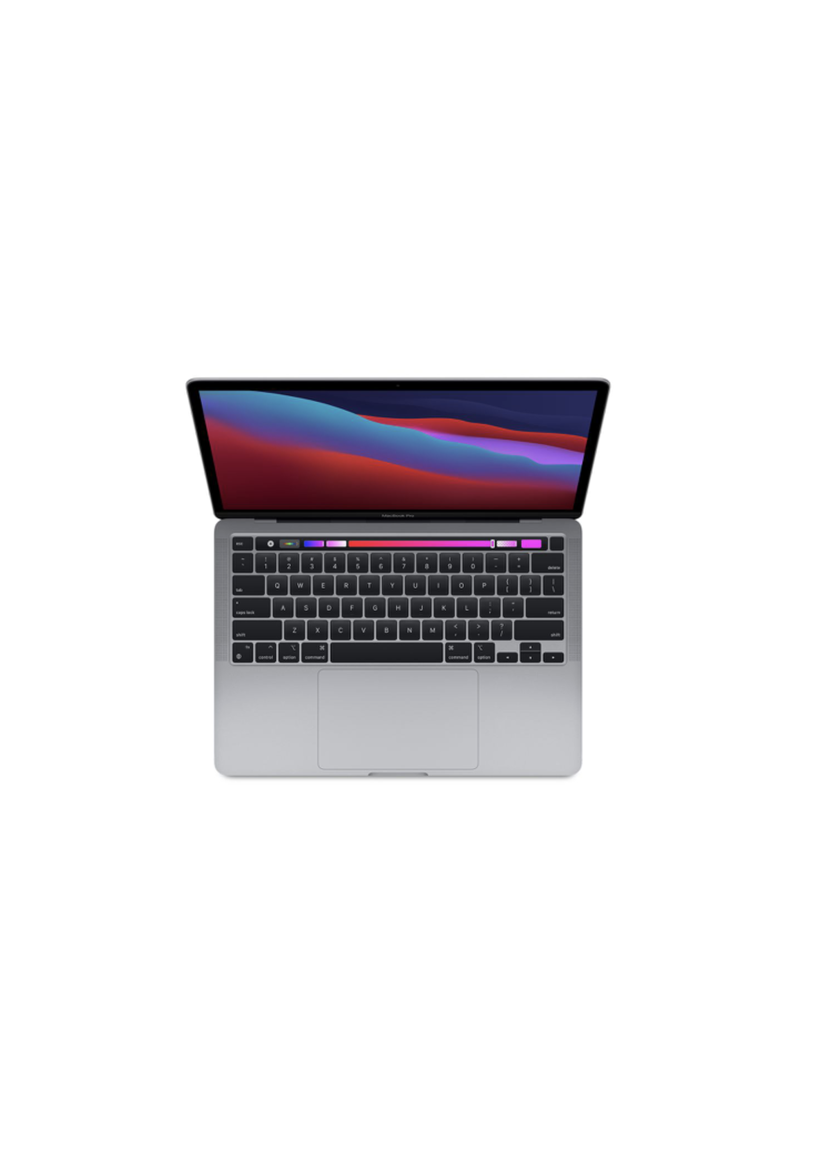 Apple MacBook Pro  13-inch  512GB Space Gray - High End