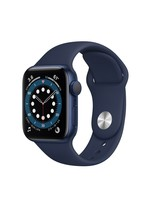 Apple Apple Watch series 6 40mm Blue Alu Dp Navy Sport Band CEL