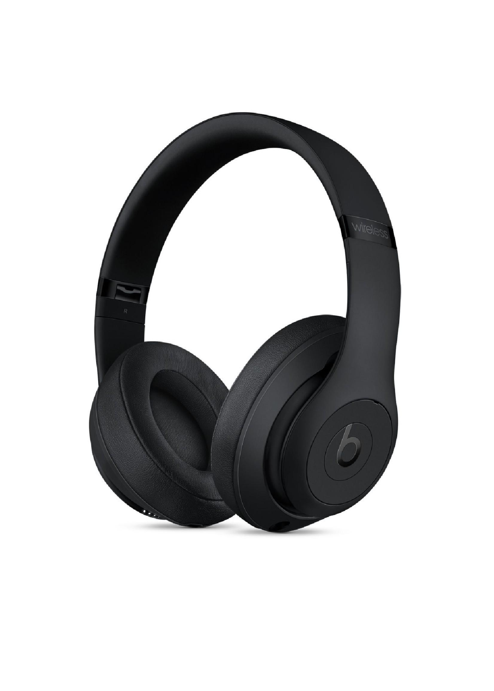 Apple Beats Studio 3 Wireless Over-Ear Headphones Matte Black