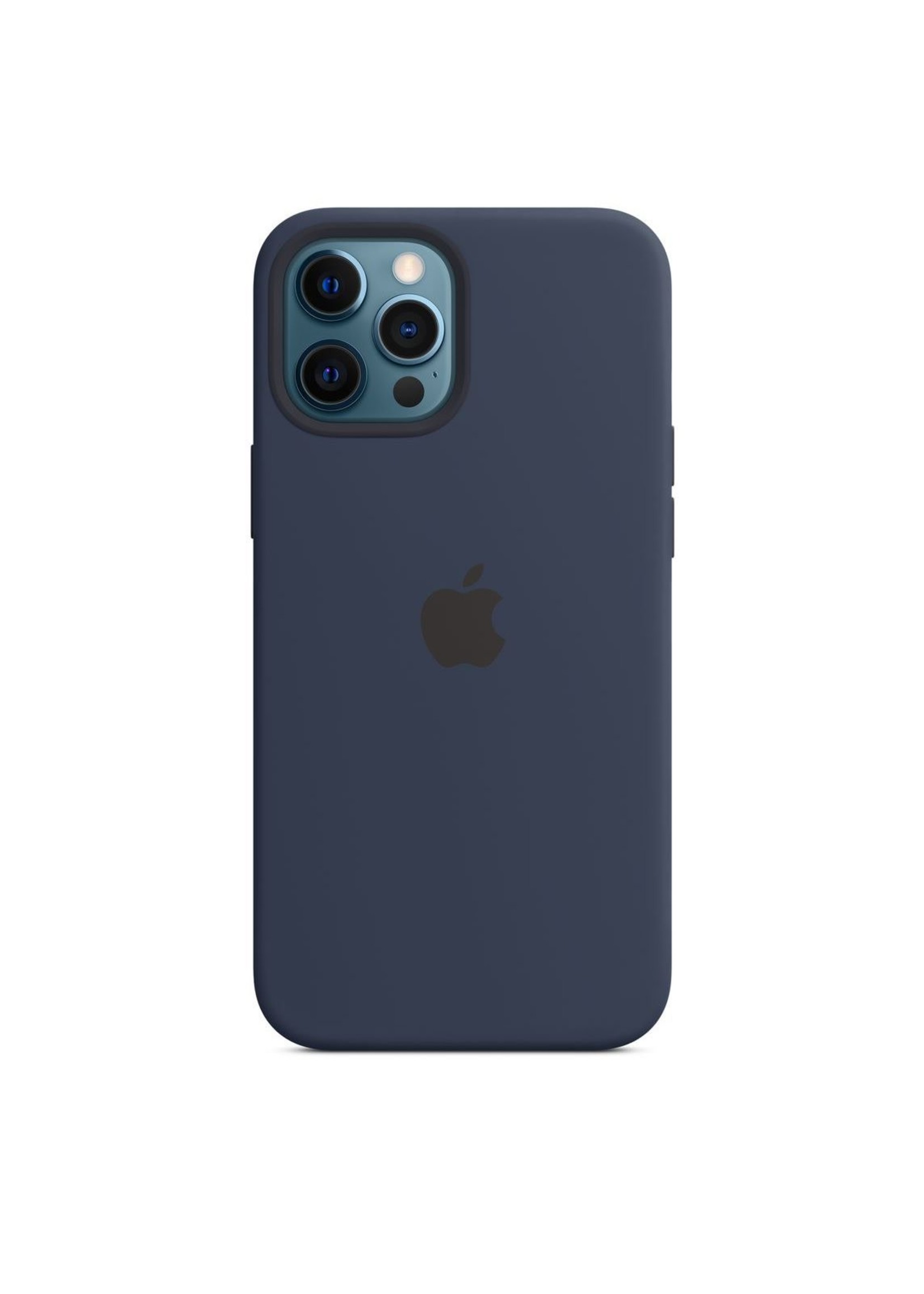 Apple iPhone 12 Pro Max Silicone Case Deep Navy