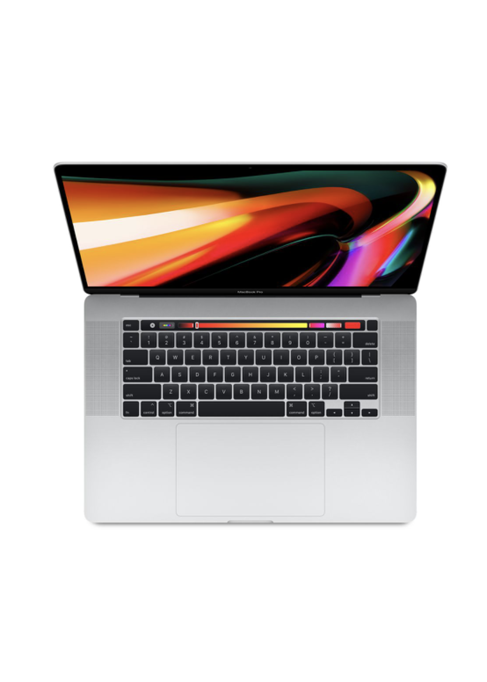 Apple 16-inch MacBook Pro with Touch Bar 1TB Silver