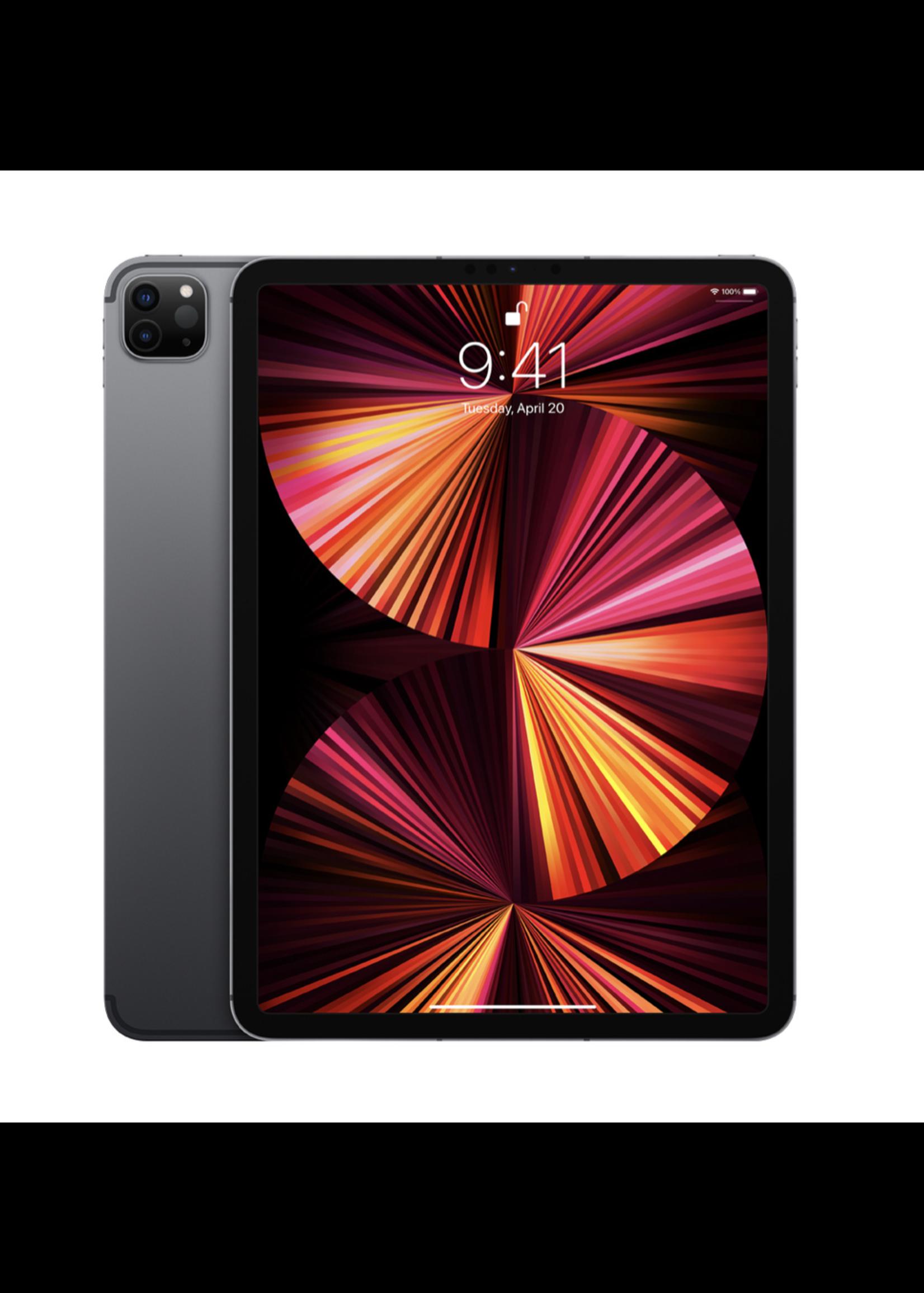 Apple 11-inch iPad Pro Wi-Fi 128GB - Space Gray