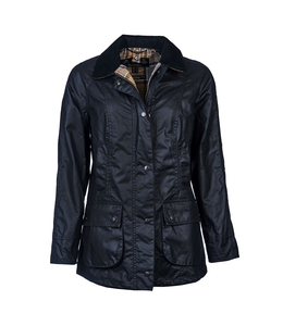 Barbour W's Classic Beadnell Wax Jacket - P-102736