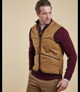 Barbour M's Warm Pile Waistcoat Zip-In Liner