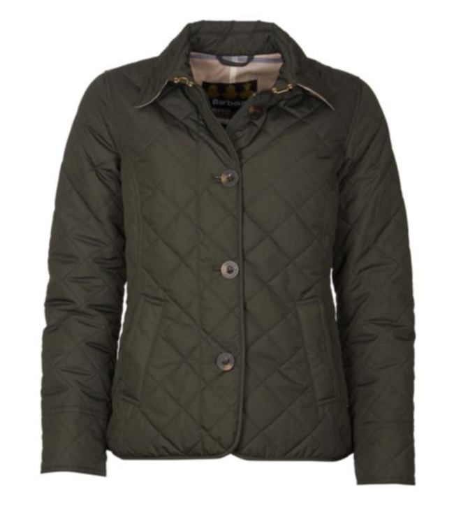 Barbour W's Forth Quilt Jacket