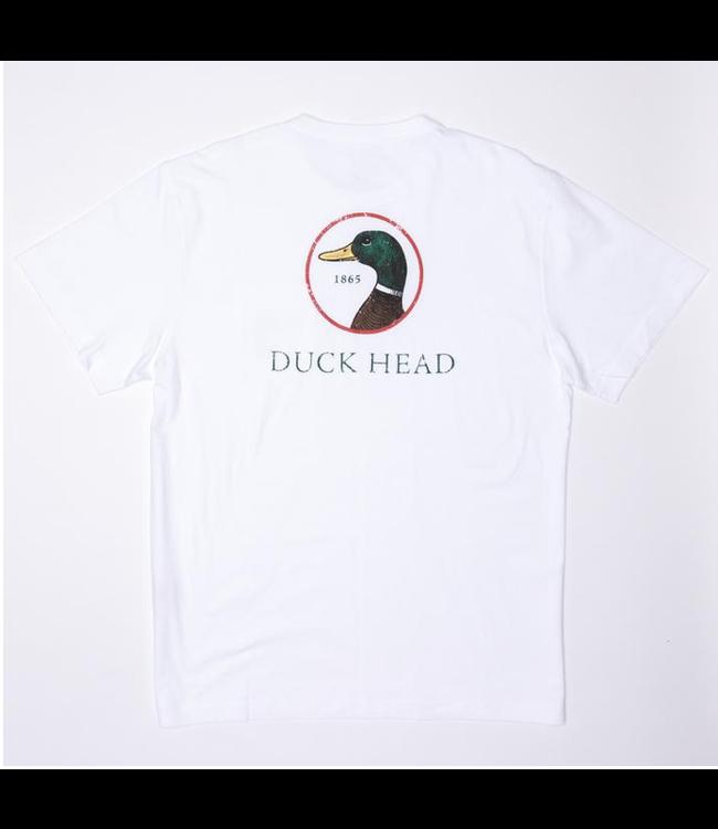 DUCKHEAD M's Logo Short Sleeve T-Shirt