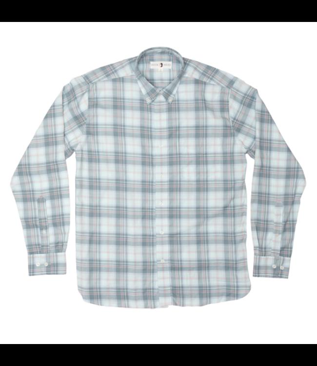 DUCKHEAD M's Mayfaire Plaid Shirt