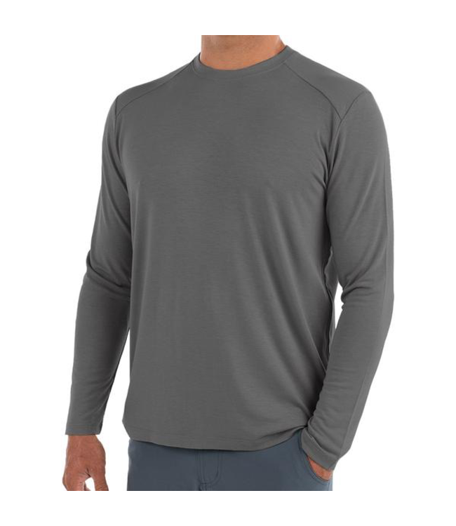 Free Fly M's Bamboo Midweight Long Sleeve - P-109732
