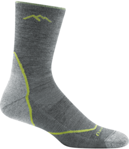 Darn Tough M's Light Hiker Micro Crew Lightweight Hiking Sock