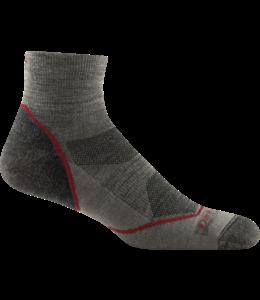 Darn Tough M's Light Hiker Quarter Lightweight Hiking Sock