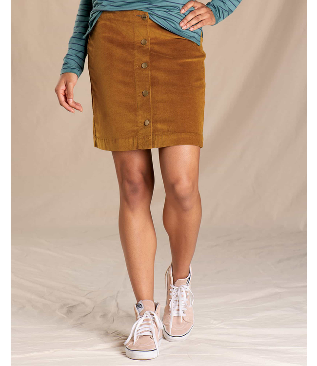 Toad & Co. W's Cruiser Cord Skirt
