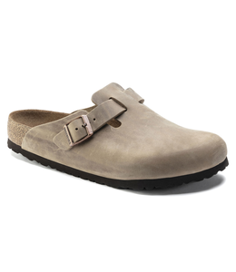 Birkenstock Boston Soft Footbed Oiled Leather