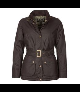 Barbour W's Montgomery Wax Jacket