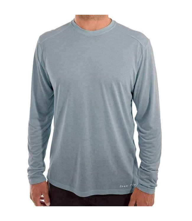 Free Fly M's Bamboo Lightweight L/S