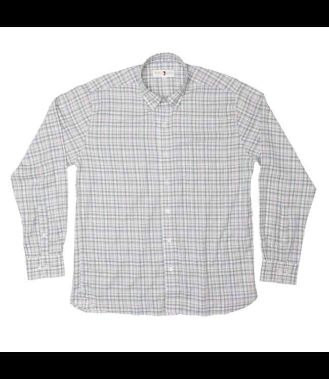 DUCKHEAD M's Moorings Plaid Shirt