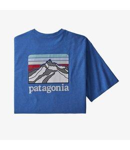 Patagonia M's Line Logo Ridge Pocket Responsibili-Tee - P-109530