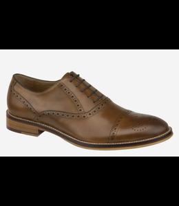 Johnston & Murphy M's Conard Cap Toe Shoe