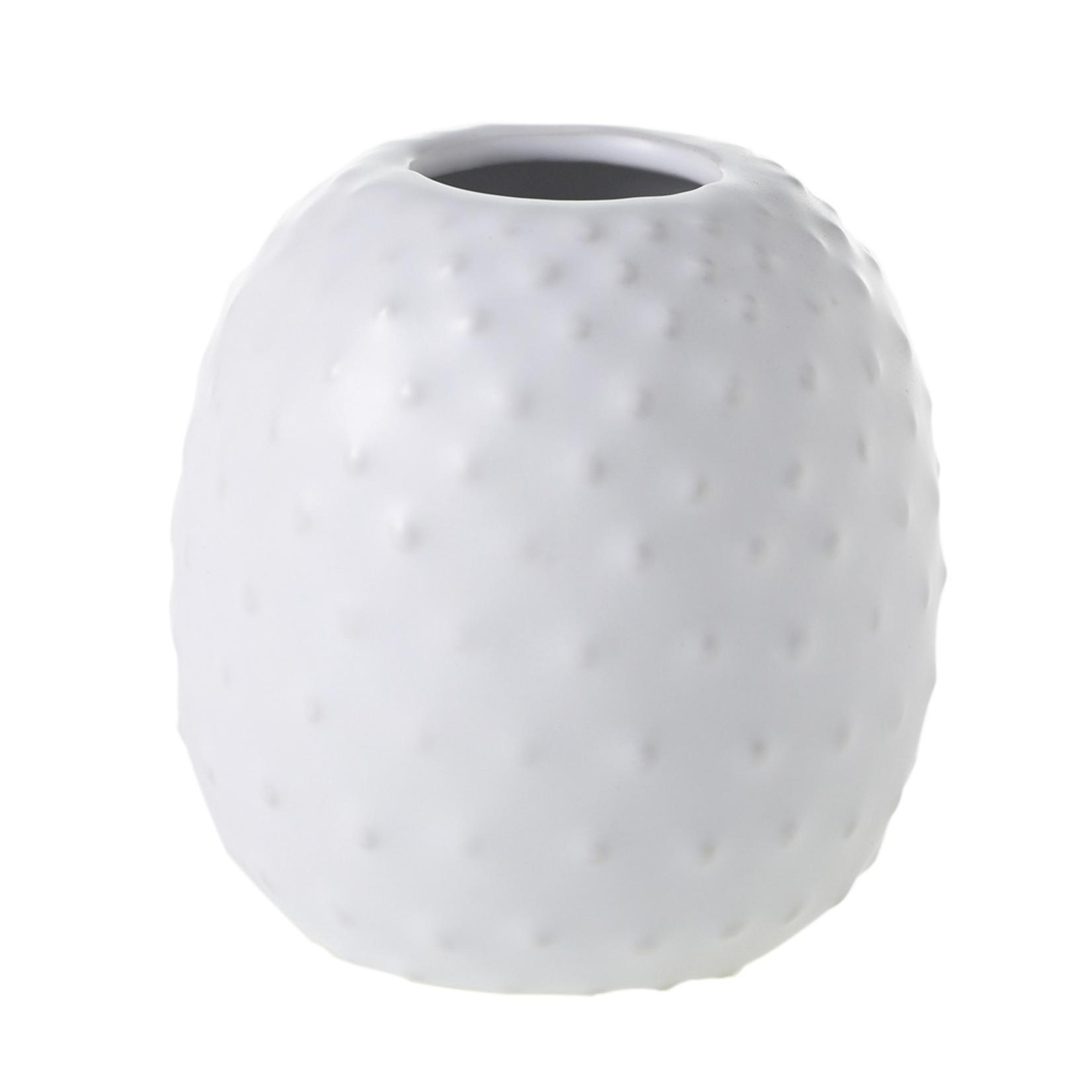 "4.25""x 4.5"" Prickly Vase (AD)"
