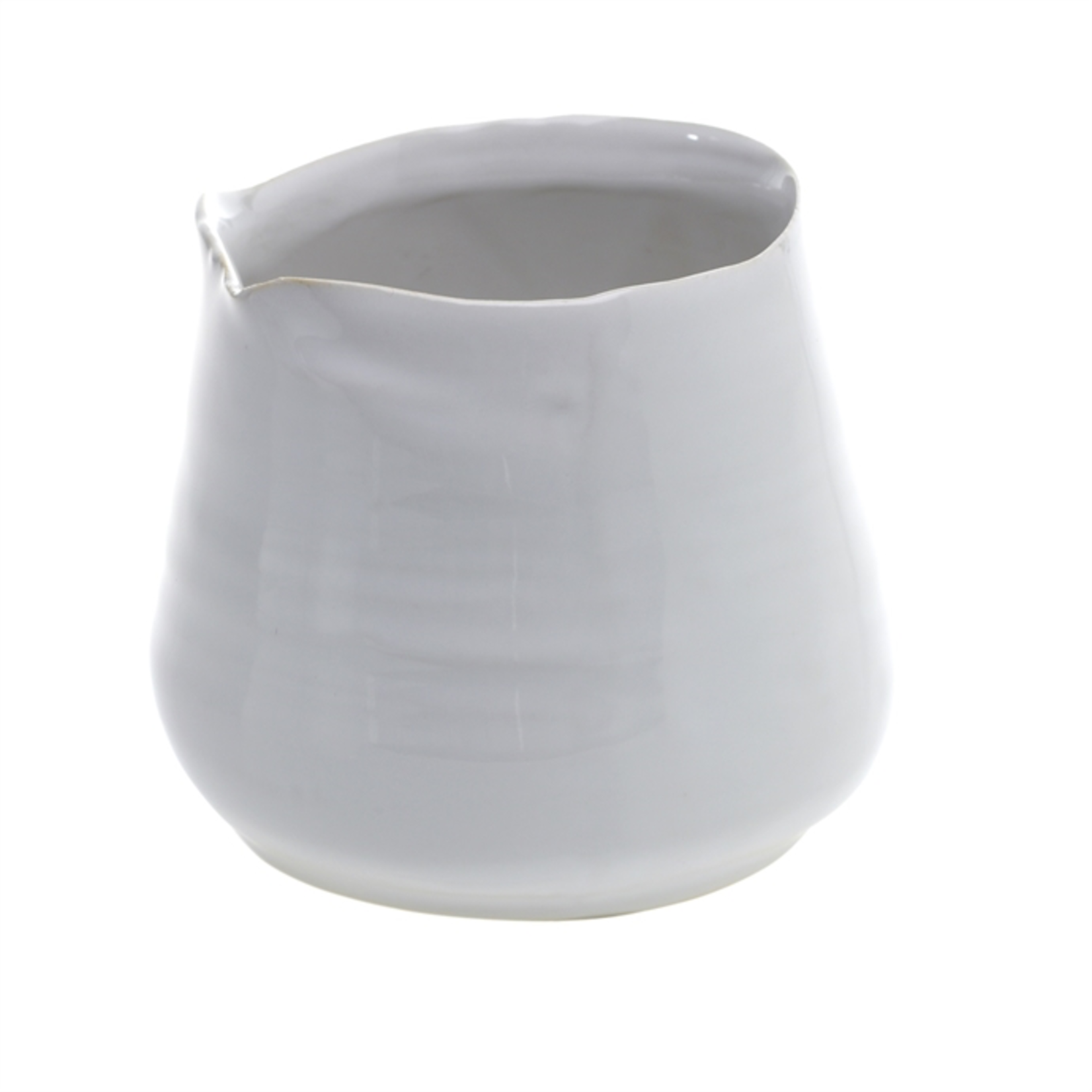 3.25'' x 3'' WHITE Tegan Pot and Vase (AD)