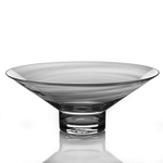15'' x 5.75'' HARLOW GLASS BOWL Fits perfect for the HARLOW STANDS (AD)