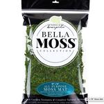 """Green Moss 18"""" x 16"""" Moss Mat"""