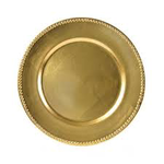 GOLD CHARGER, REG $2.99 NO FURTHER DISC.