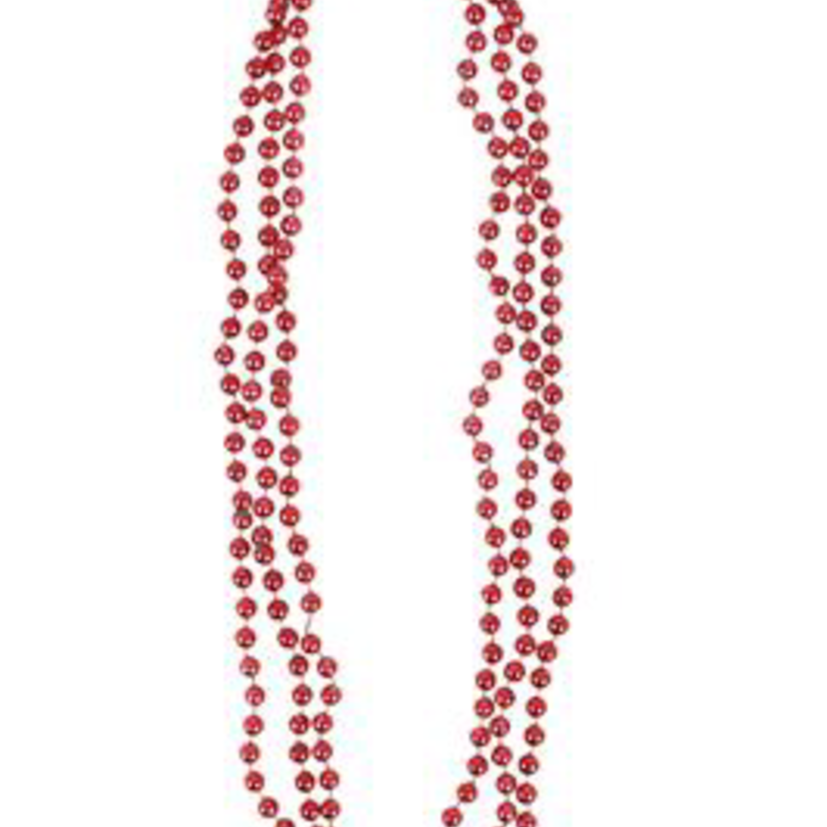 """33"""""""" 7 MM RED BEADS"""