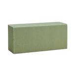 """Block 2-5/8"""" x 3.5"""" x 8"""" Dry Foam Brick"""