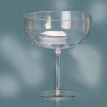 "9"""" PLASTIC CHAMPAGNE GLASS"
