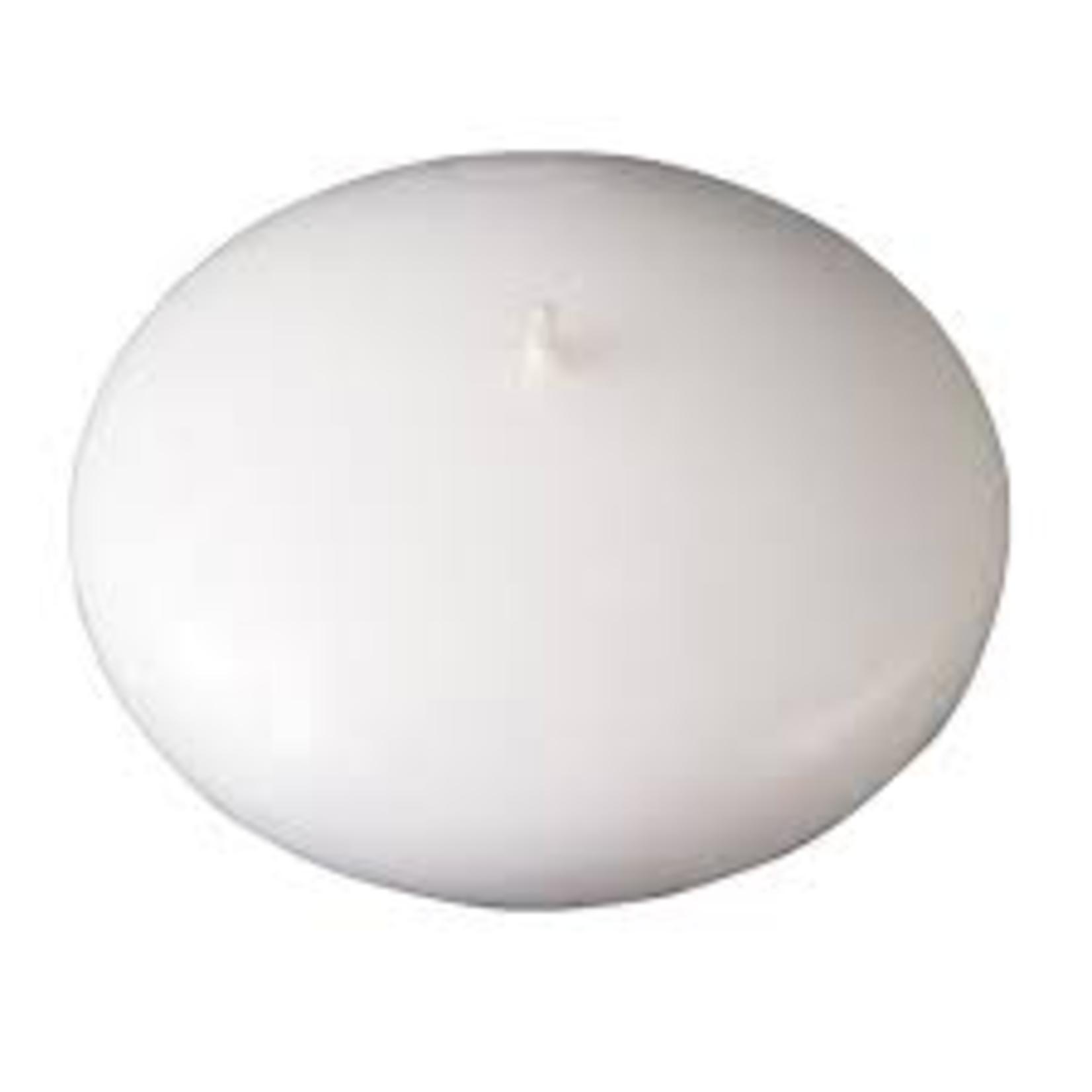 "3"" White Floating Candle"